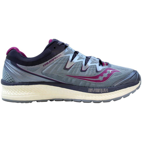 Saucony Triumph Iso 4 Fog/Grey-Purple  S10413-1 Women's