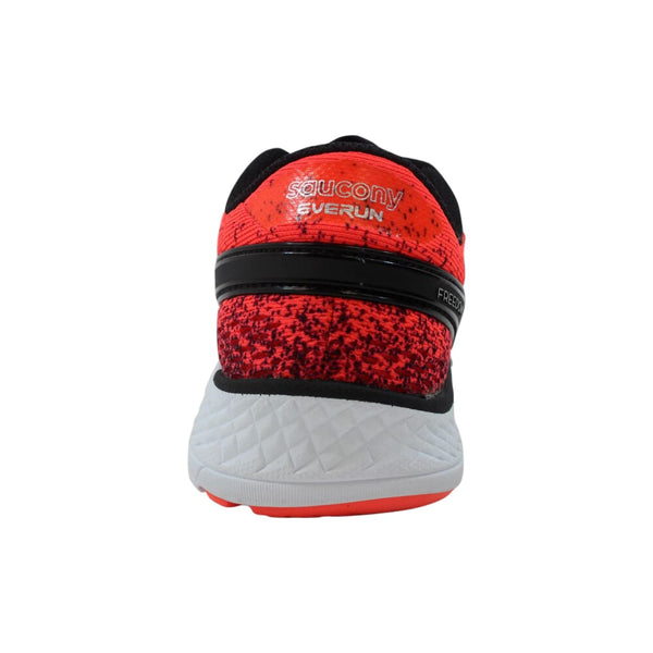 Saucony Freedom ISO Vizio Red/Black  S18000-7 Grade-School