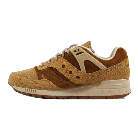 Saucony Grid SD HT Woodburn Tan/Brown S70351-1