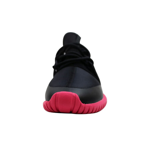 Adidas Tubular Radial Black/Black-Pink S75393 Men's
