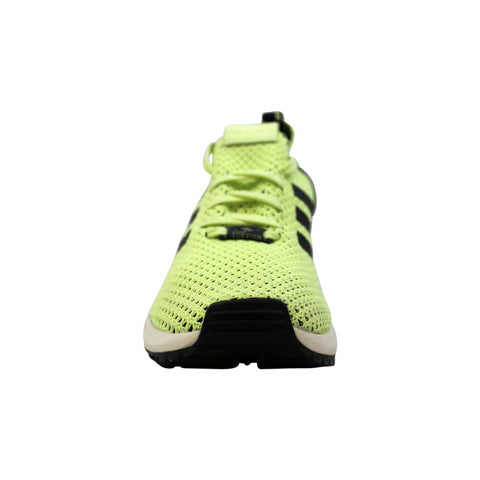Adidas ZX Flux PK Ice Yellow/Core Black-Core White  S75975 Men's