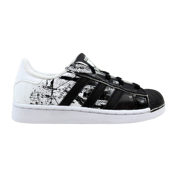 Adidas Superstar C White/Black S80147 Pre-School