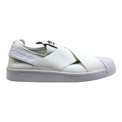 Adidas Superstar Slip On W White/White-Black  S81338 Women's