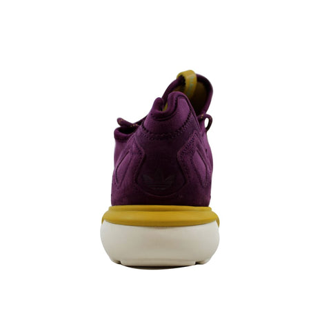 Adidas Tubular Runner Merlot/Merlot-Yellow S81679 Men's
