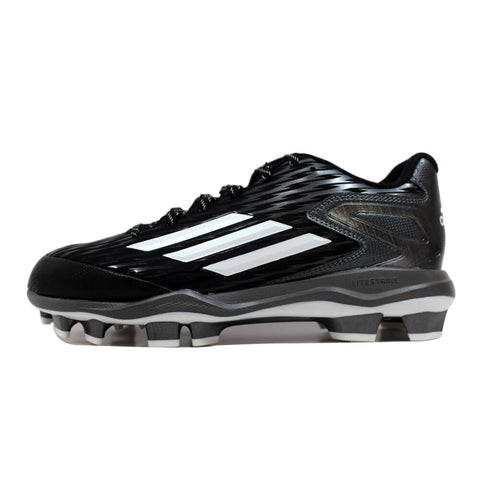 Adidas Power Alley 3 TPU Black/White-Tech Grey S84747 Men's