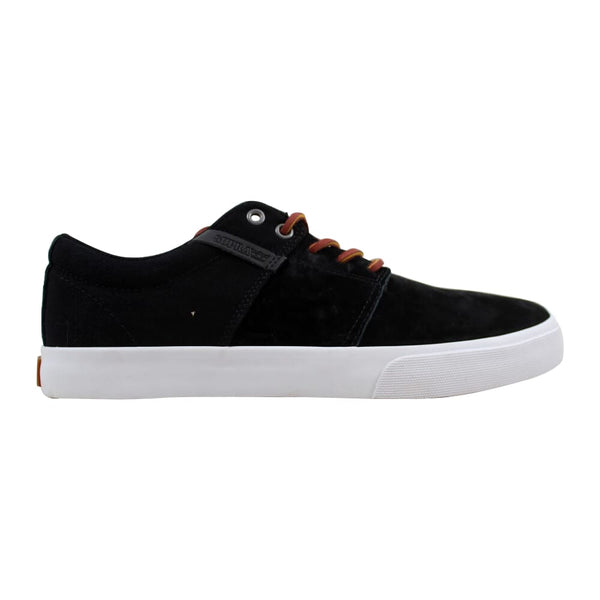 Supra Stacks Vulc Black/Brown S92007 Men's