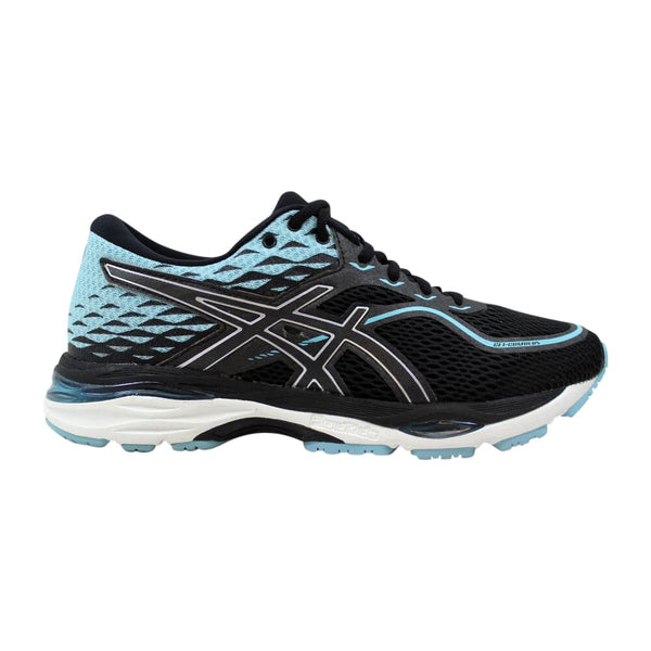 Asics Gel Cumulus 19 Black/Porcelain Blue-White  T7B8N-9014 Women's