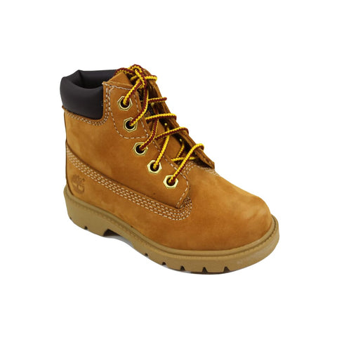 Timberland 6 Inch Classic Boot Wheat TB010860 Toddler