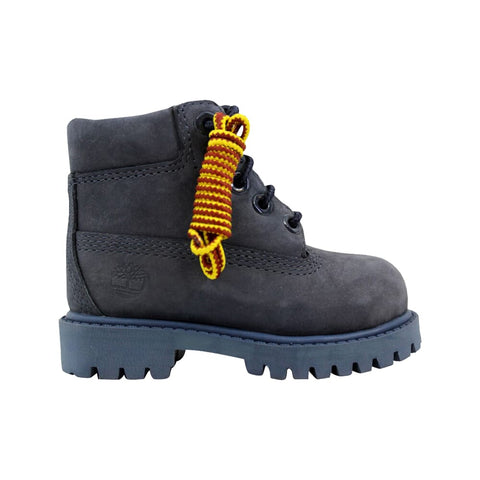 Timberland 6 Inch Premium Boot Dark Blue TB0A16YD Toddler