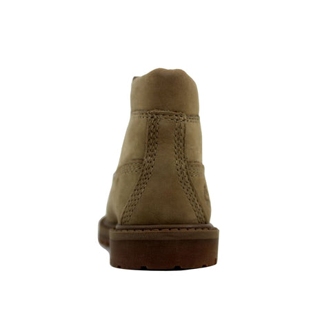 Timberland 6 Inch Premium Waterproof Light Sand  TB0A16YO Toddler
