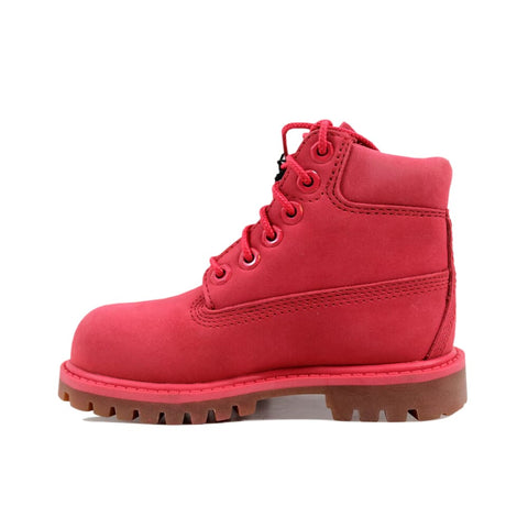 Timberland 6 Inch Premium Boot Pink  TB0A1KSX Toddler
