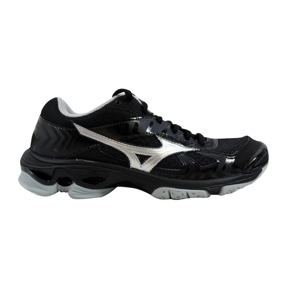 Mizuno Wave Bolt 7 Black/Silver V1GC186003