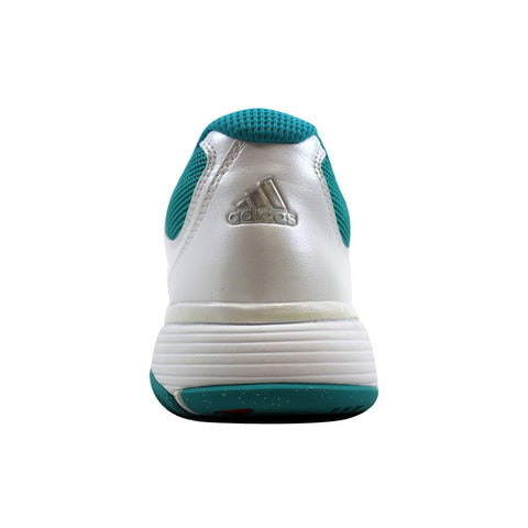 Adidas Adipower Barricade W White/Green-Metallic Silver V23755