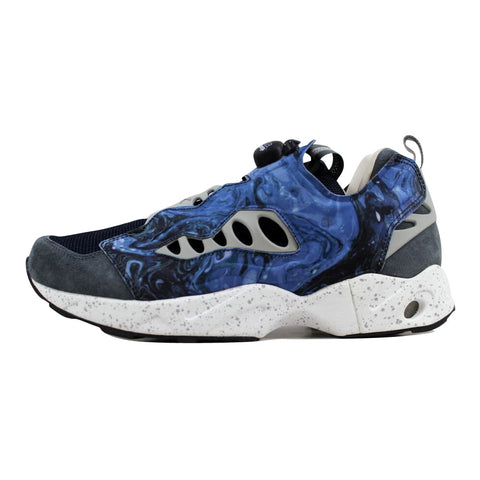 Reebok Garbstore Instapump Fury Road Blue/Graphite-Snowy Grey V65974 Men's