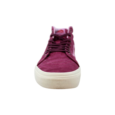 Vans Sk8-Mid Reissue CA Windsor Wine  VN-0-179GMQ Men's