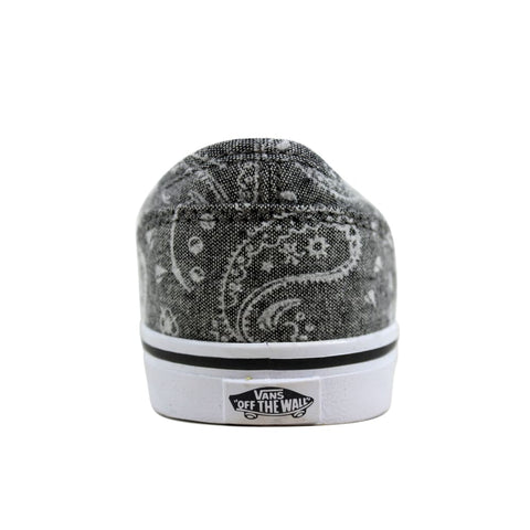 Vans Atwood Low Flocked Bandana Grey  VN000301K7J Pre-School