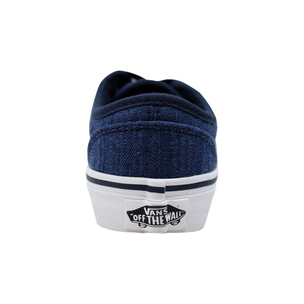 Vans Atwood Distress Dress Blue/White  VN0003Z9IDL Pre-School