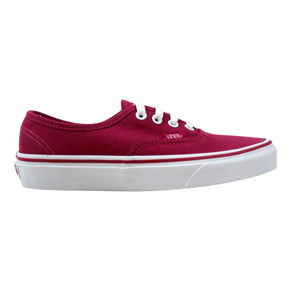 Vans Authentic Sangria Sangria/True White  VN0A38EMDNY Men's