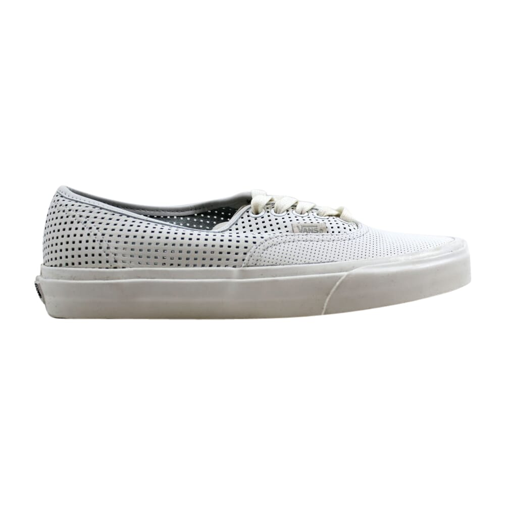 Vans Authentic DX Square Perf White VN0A38ESMSH Men's