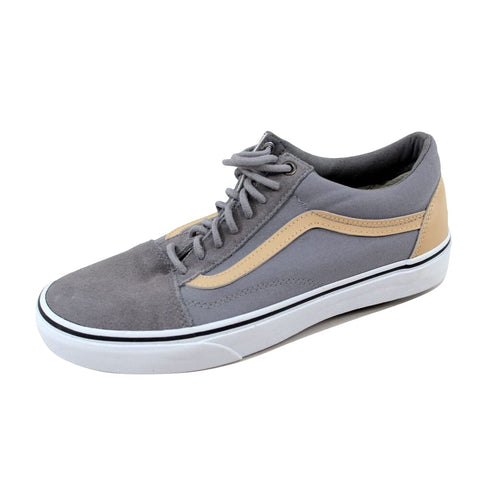 Vans Old Skool Forst Gray/True White Veggie Tan VN0A38G1MN6 Men's