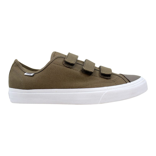 Vans Style 23 V Canvas Walnut/True White  VN0A38GCMX0 Men's