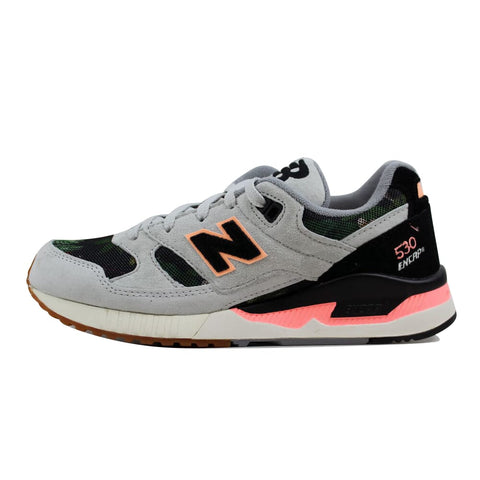 New Balance 530 Steel Grey/Black-Coral  W530MON Women's