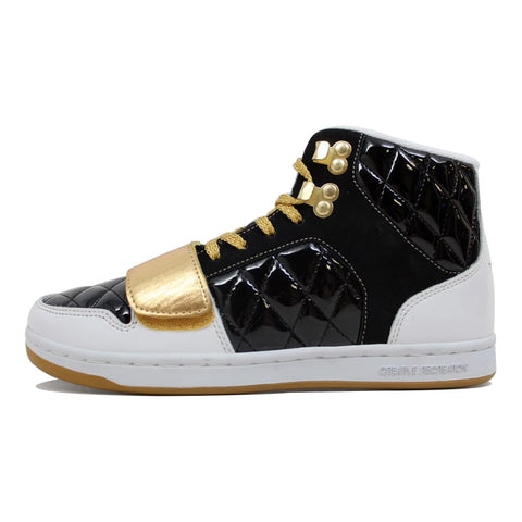 Creative Recreation W Cersario Black/Metallic Gold-White WCR429 Women's