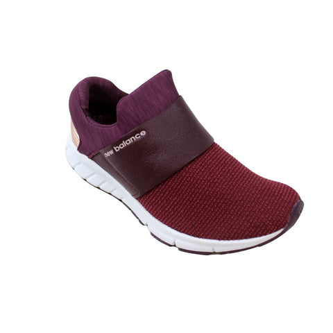New Balance Vazee Rush Slip On Burgundy WLRUSHVA