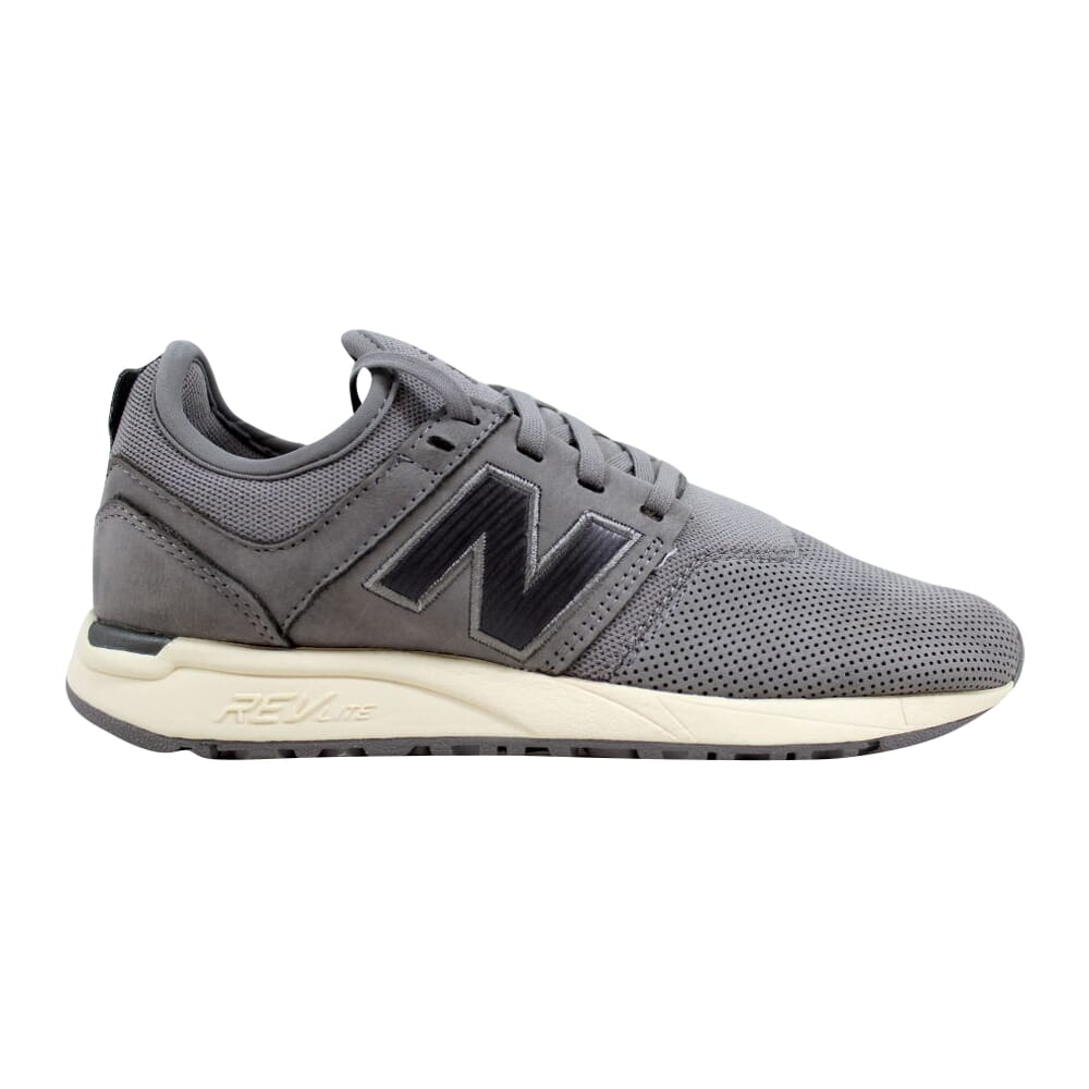 New Balance 247 Nubuck Grey WRL247WL Women's