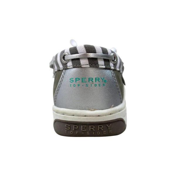 Sperry Angelfish Grey/Silver YG53203 Pre-School
