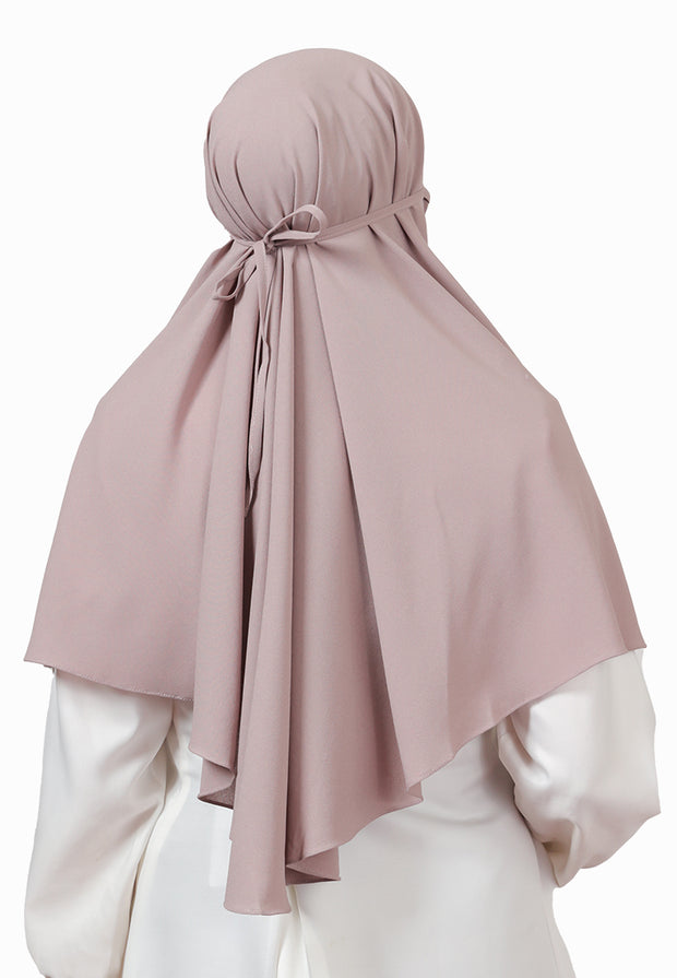 KHIMAR MARYAM -  MISTY ROSE