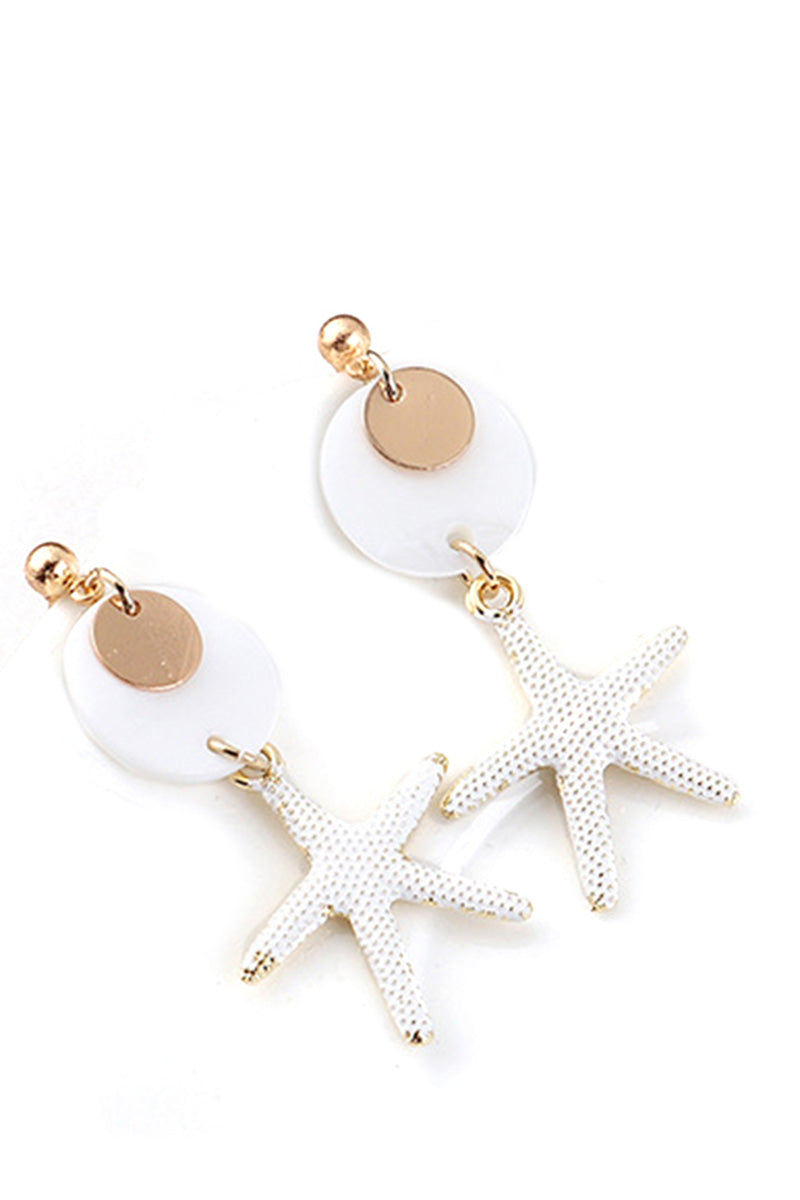 CupNami Conch Or Starfish Earrings