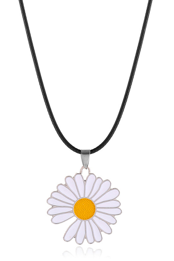 CupNami Simple Daisy Shaped Necklace