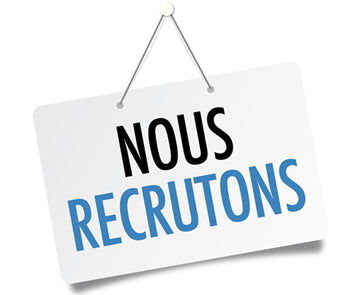 Nous recrutons - Styloline
