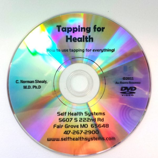 Dr. Shealy's Tapping for Health - DVD