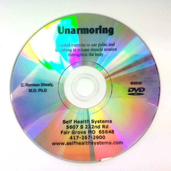 Dr. Shealy's UNARMORING - DVD