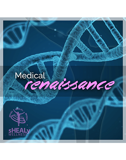 Medical Renaissance DVD and CD Deal!