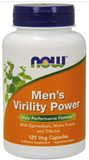 Men's Virility Power (120 capsules)