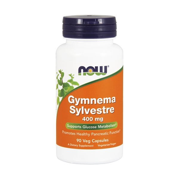 NOW Gymnema Sylvestre 400mg (90 Capsules)