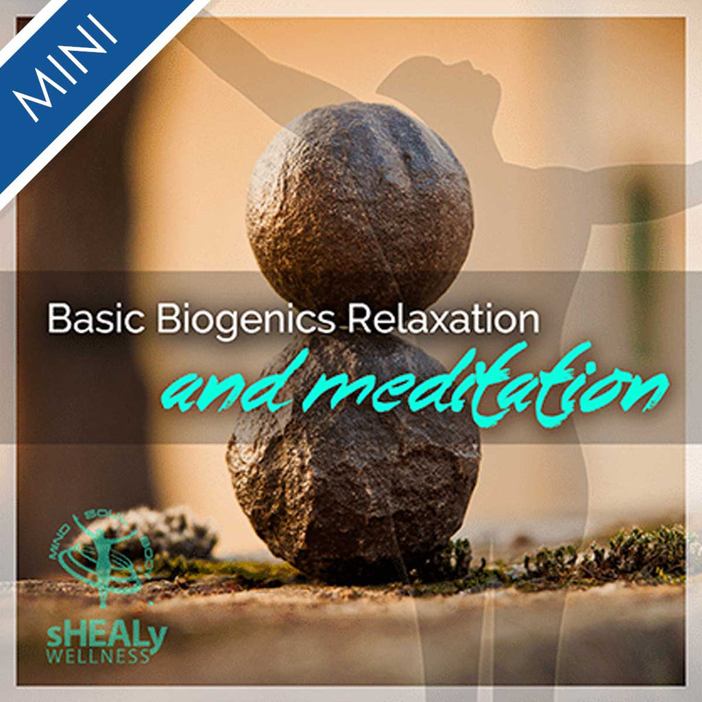 Shealy-Sorin Mini Basic Biogenics Relaxation and Meditation