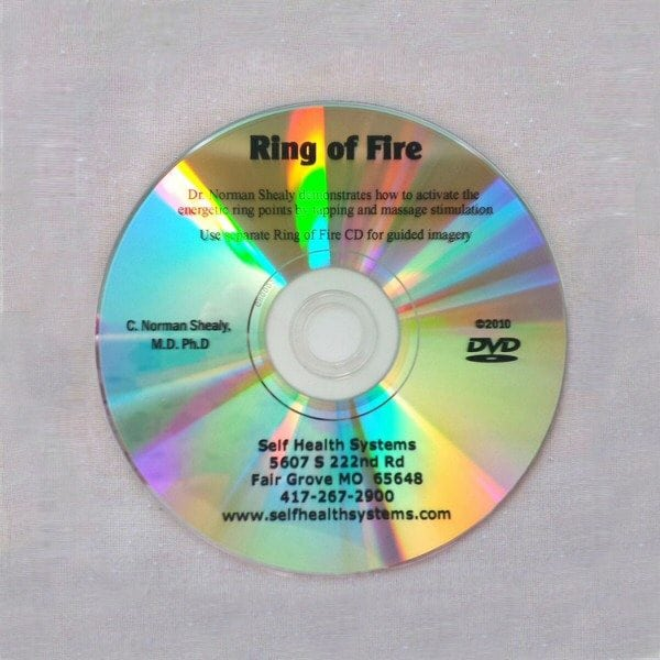 Dr. Shealy's Ring of Fire - DVD