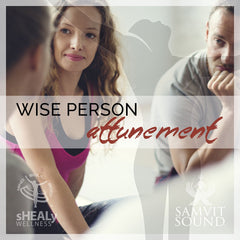 Shealy-Sorin Biogenics - Wise Person Attunement