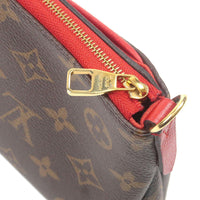 Louis Vuitton Monogram Pallas Clutch 2 Way Bag M41638-dct-ep_vintage luxury Store