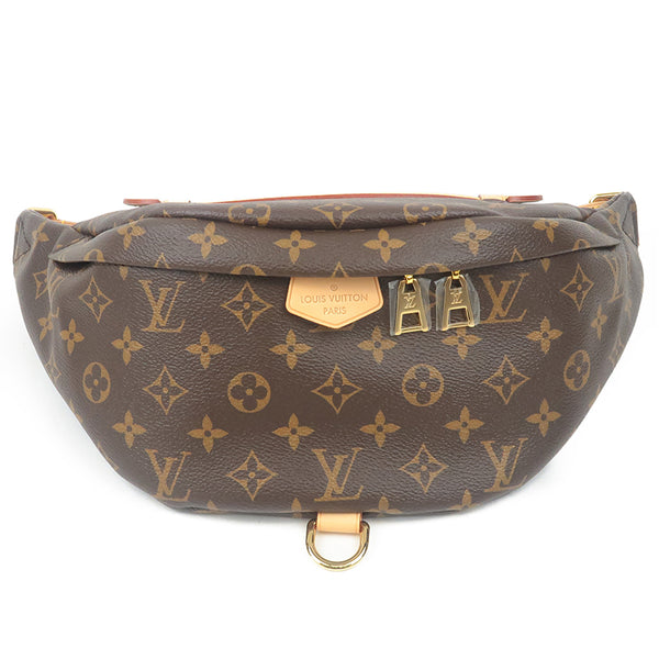 Authentic Louis Vuitton Monogram Bumbag Cross Body Bag M43644
