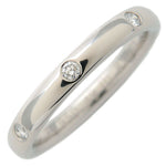 Van-Cleef-&-Arpels-Infini-Étoile-3P-Diamond-Ring-PT950-US5