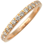 Tiffany&Co.-Novo-Half-Circle-Diamond-Ring-Rose-Gold-US5-EU49