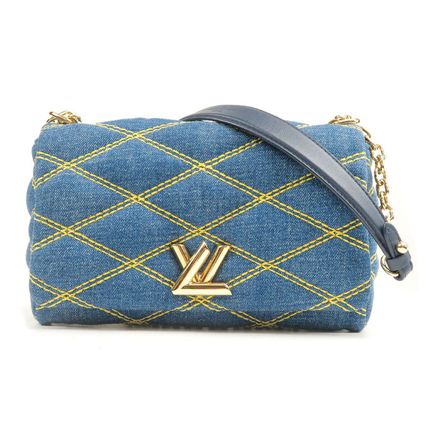 Louis-Vuitton-Denim-Maltage-2Way-Shoulder-Bag-GO-14MM-M42079