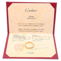 Cartier Happy Birth Day Ring Rose Gold #59 US9 HK20 EU59.5