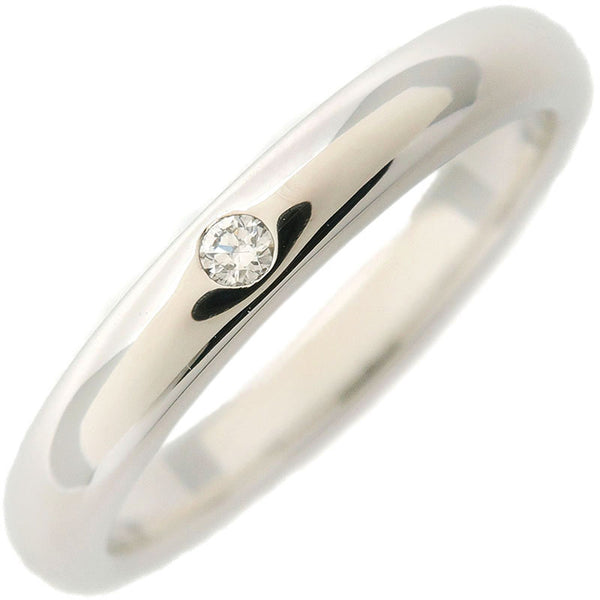 Tiffany&Co.-Stacking-Band-Ring-1P-Diamond-Platinum-US4.5EU48