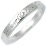 Tiffany&Co.-Notes-Narrow-New-York-Ring-Silver-925-US5-EU49.5